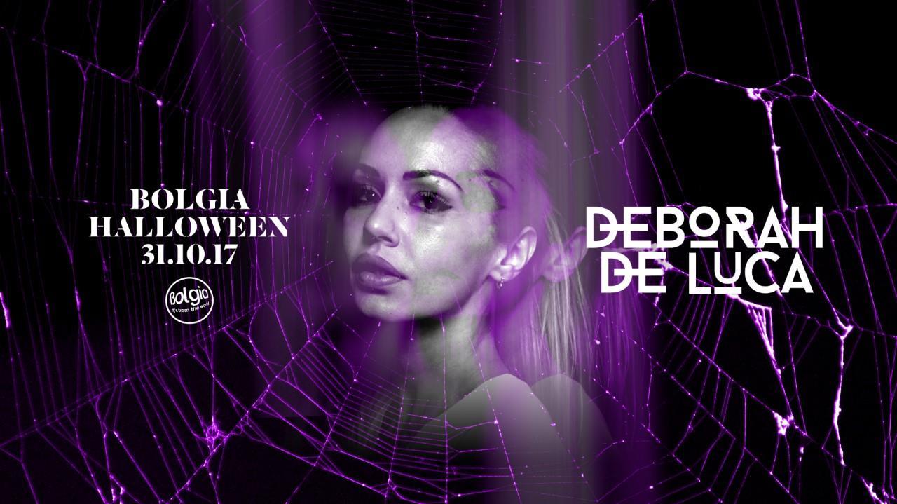 31/10/17 Bolgia - Bergamo Halloween: Deborah De Luca