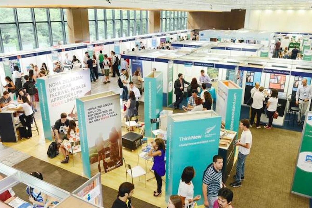 EDUEXPOS, più di 40 università straniere sono pronte a visitare Roma e Milano