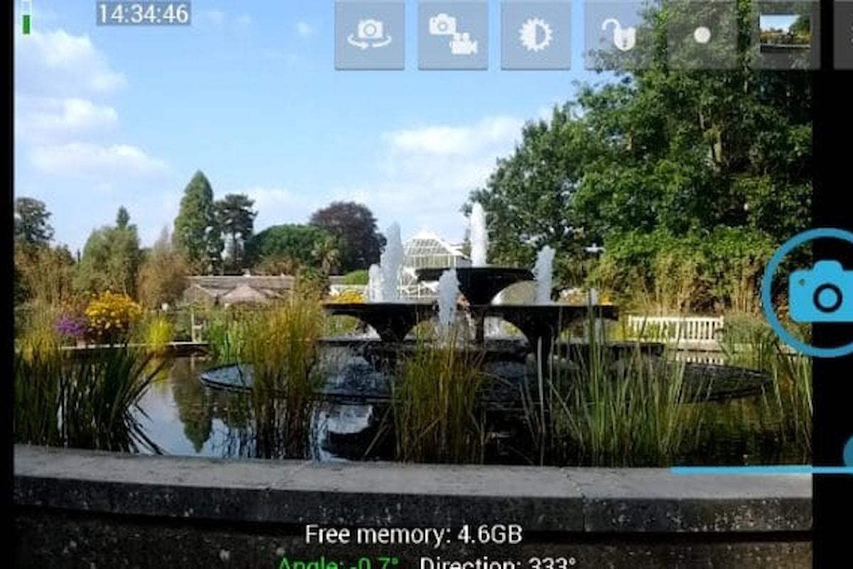 Come scattare Foto RAW sui dispositivi Android
