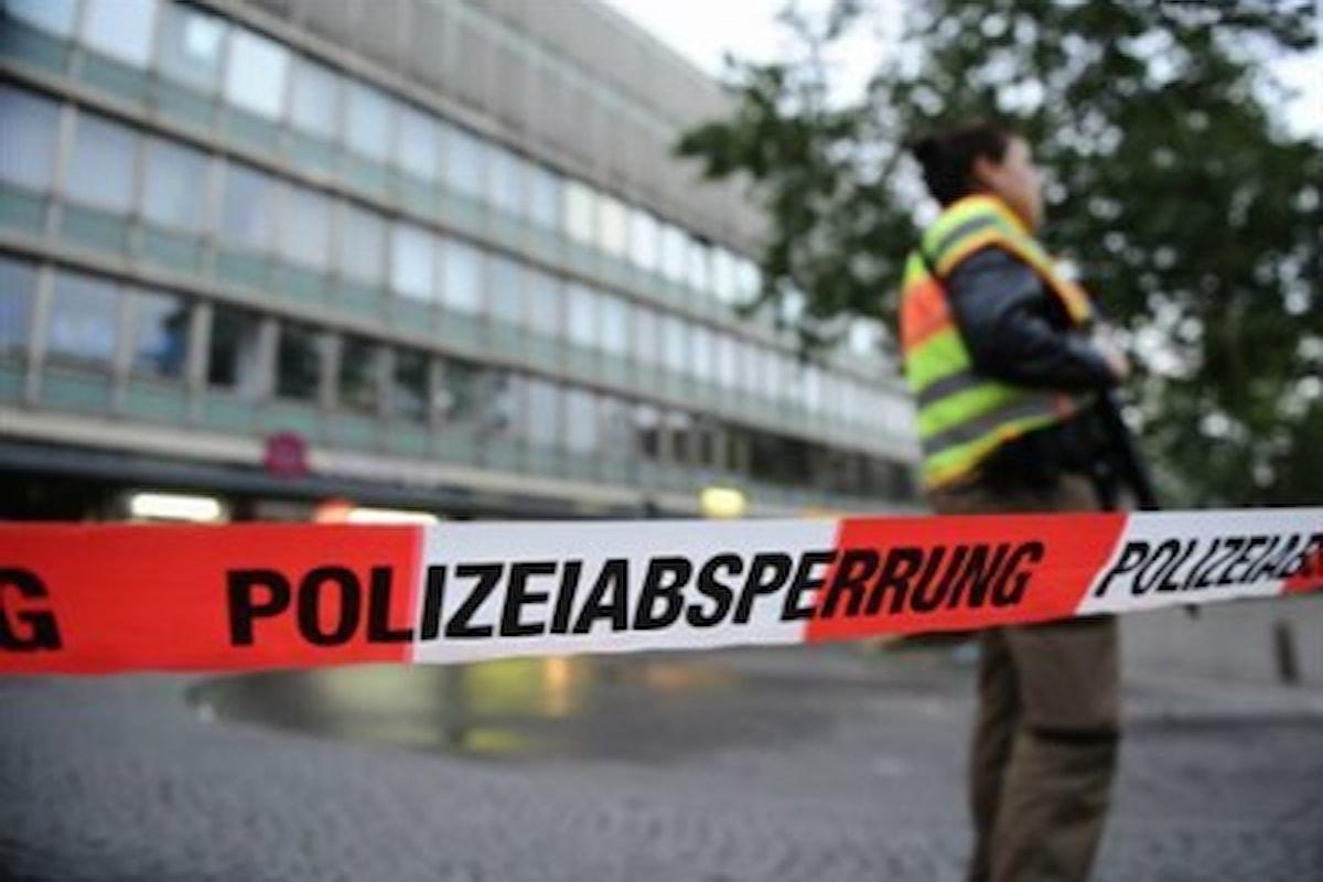 MONACO: FERMATO 16ENNE ERA AMICO DEL KILLER - sembra fosse a conoscenza del piano criminoso