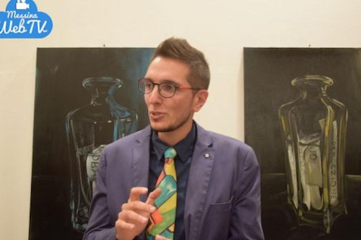 Adriano Bertazzoni: From bit to atom in mostra al Teatro Vittorio Emanuele di Messina