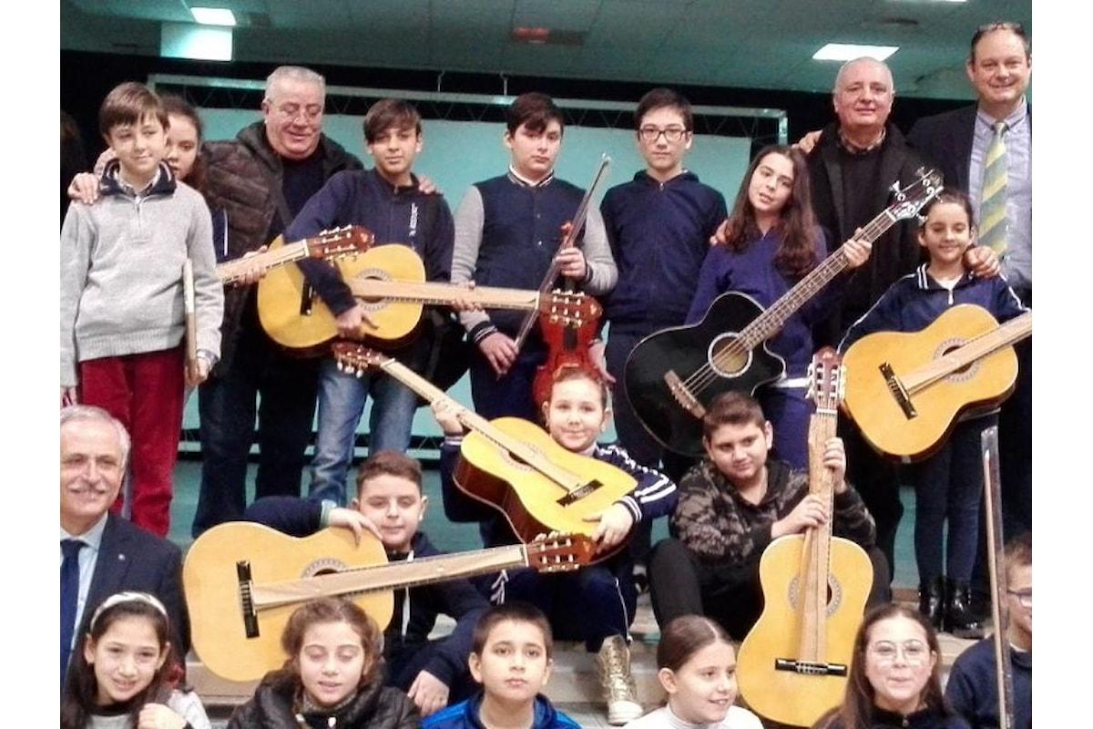 Napoli: no a baby gang, nasce la baby song