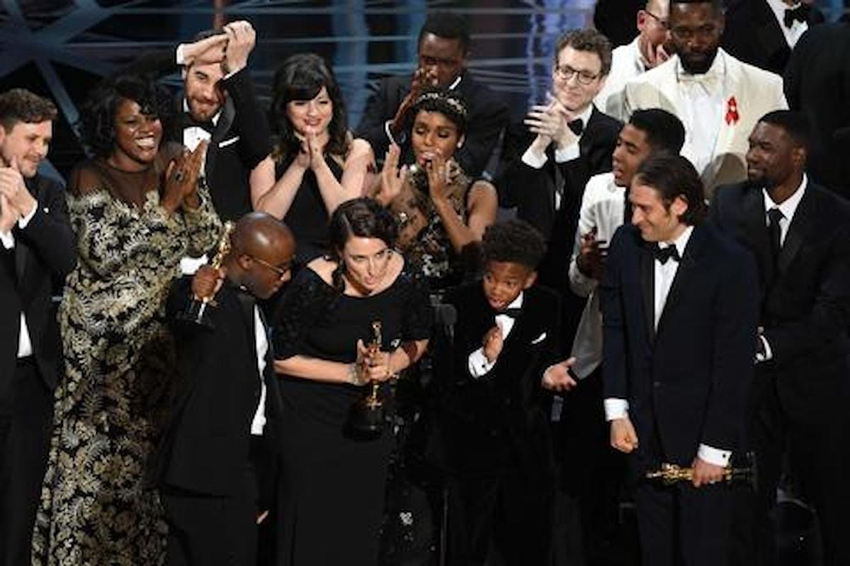 Si sono appena conclusi gli Oscar 2017: ecco com'è andata