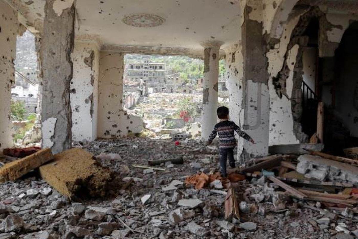 In Yemen 21 bambini uccisi a luglio, altri 55 ad agosto