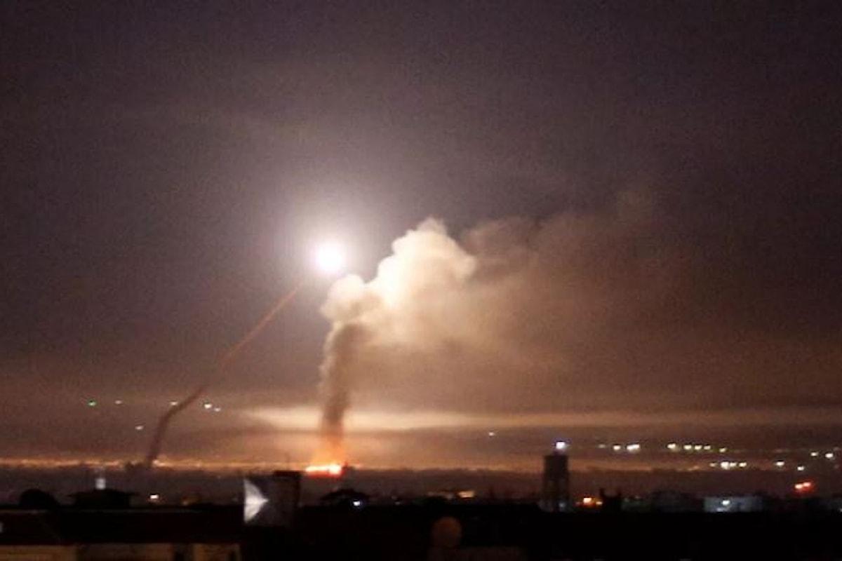 Missili sul Golan israeliano, Tel Aviv risponde attaccando la Siria