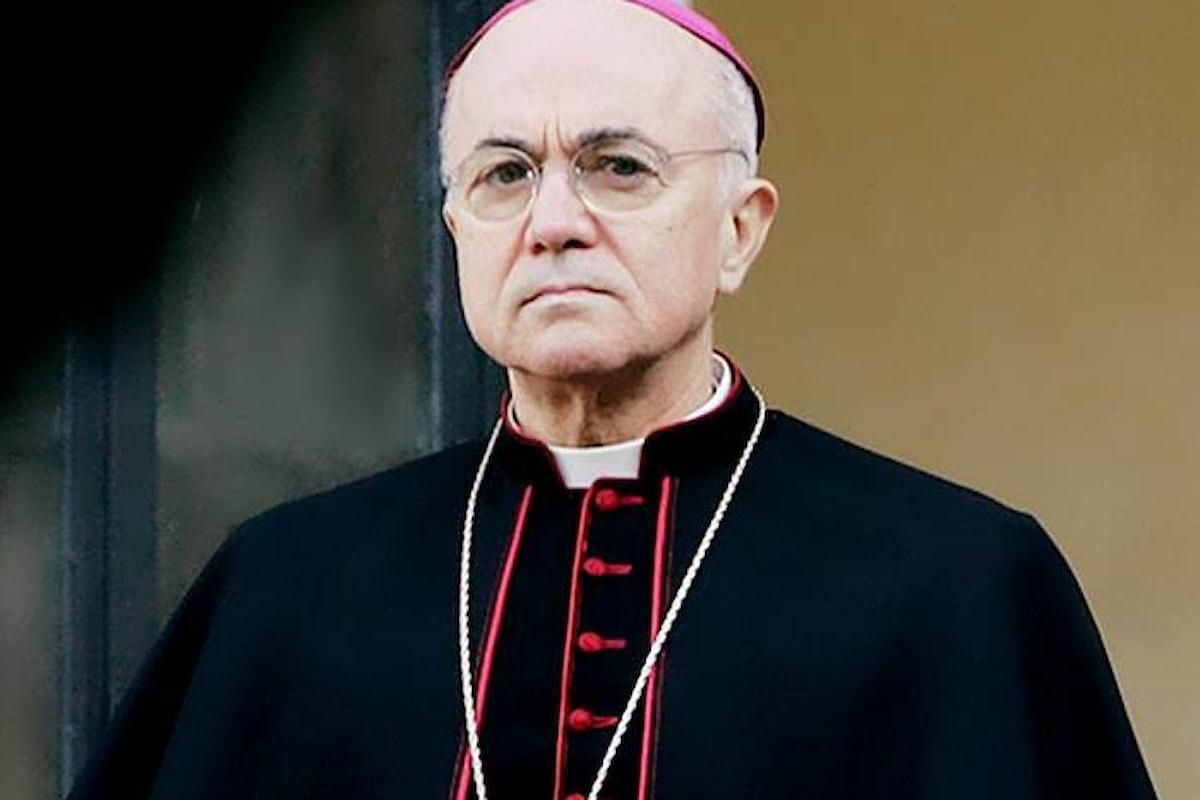 Ecco che cosa ha detto mons. Viganò dopo la pubblicazione del suo dossier contro Papa Francesco