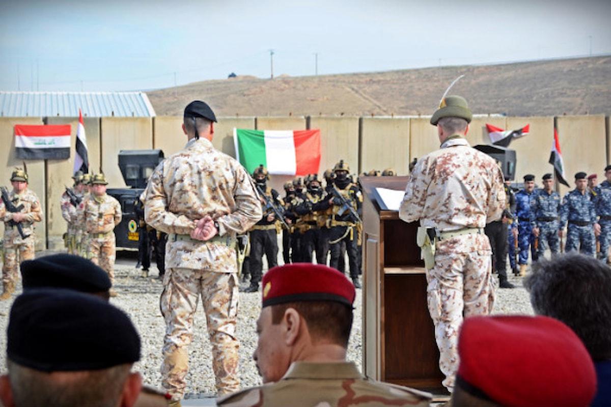 Iraq, la Brigata Sassari è al comando della Task Force Praesidium dell'Operazione Prima Parthica