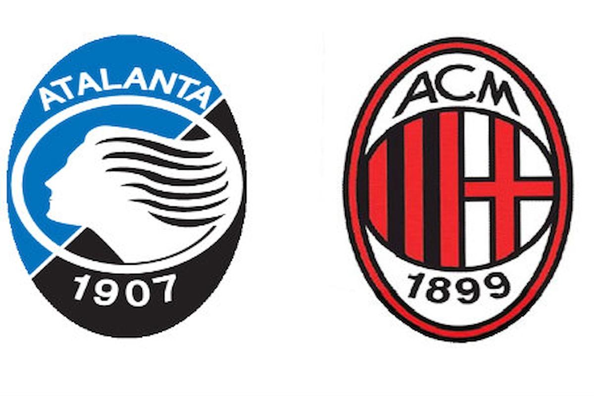 Live del match valido per l'Europa League tra Atalanta e Milan!