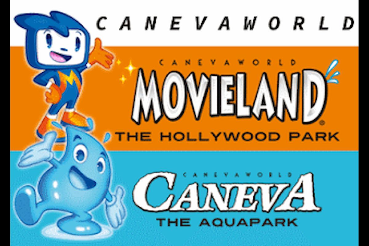 Tutti gli sconti attivi per Caneva e Movieland
