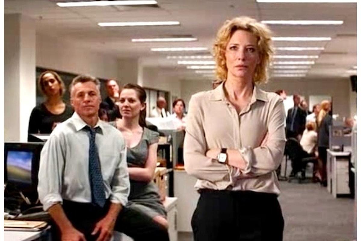 Cate Blanchett e Robert Redford alla ricerca della verità in TRUTH