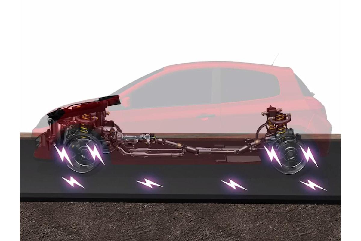 Ecco un prototipo di auto elettrica... senza batteria!