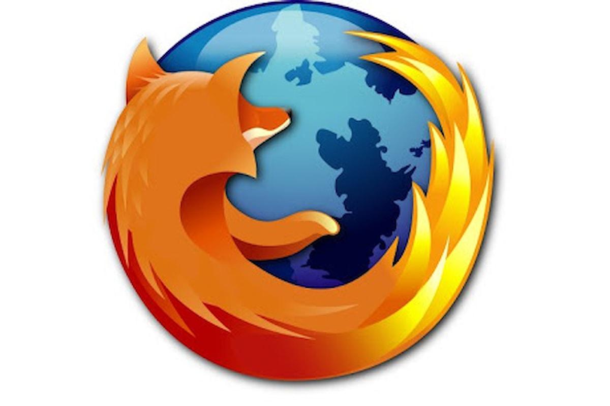 Firefox si aggiorna per Desktop e Android