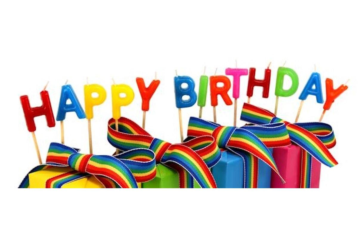Fare gli auguri di compleanno ai bambini