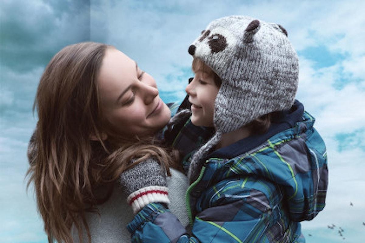 Recensione del film ROOM con Brie Larson