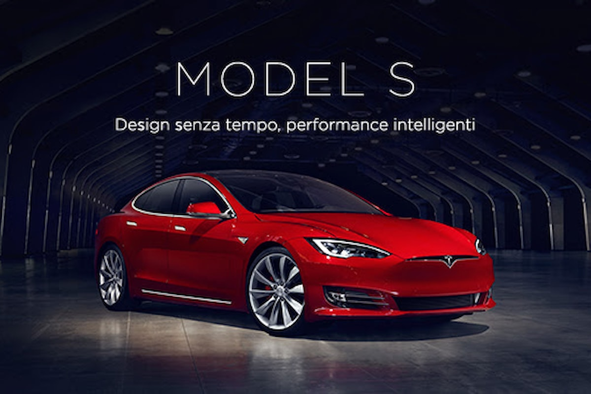 Tesla continua nello sviluppo della Model S