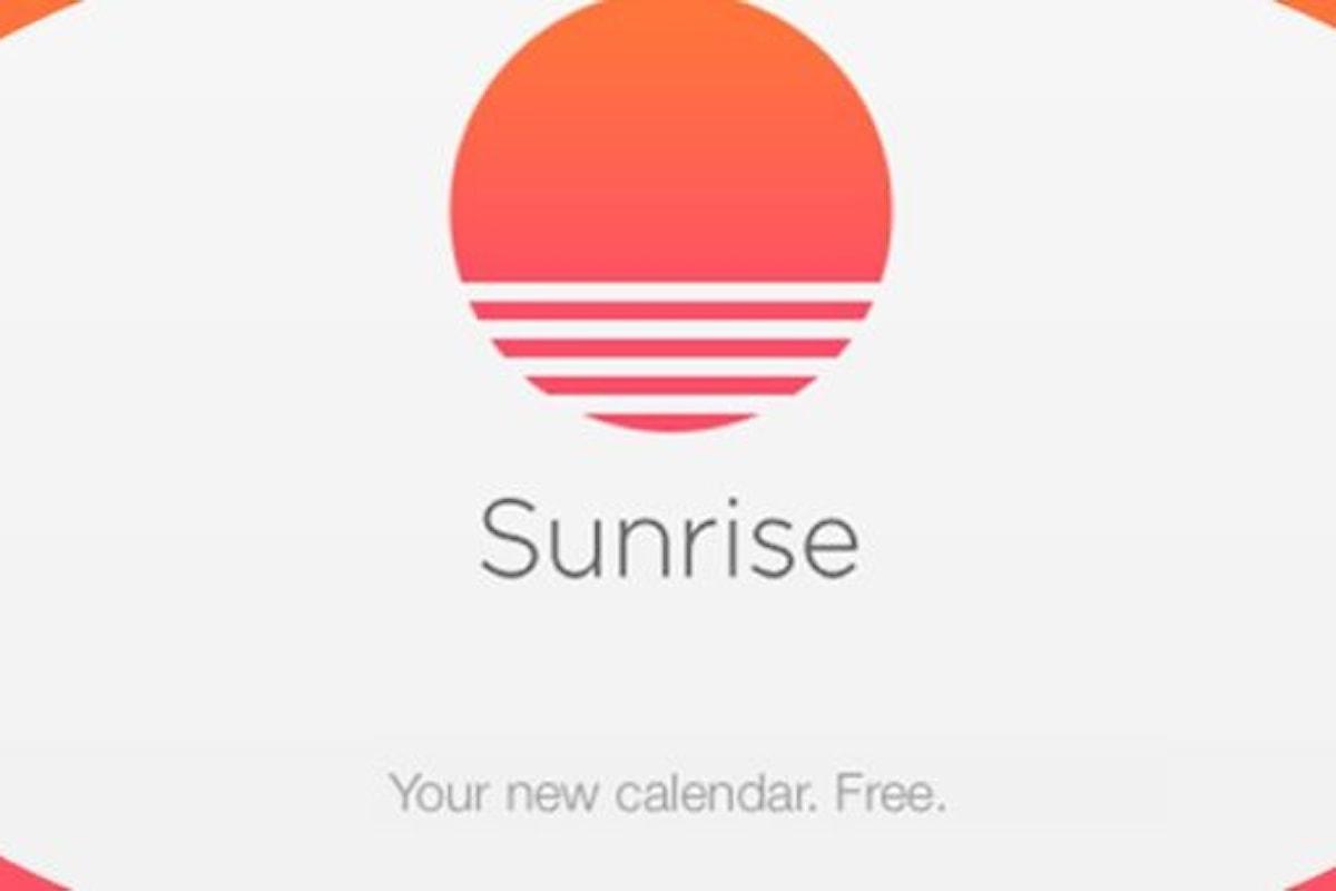 Anche Sunrise andrà in pensione | Surface Phone Italia