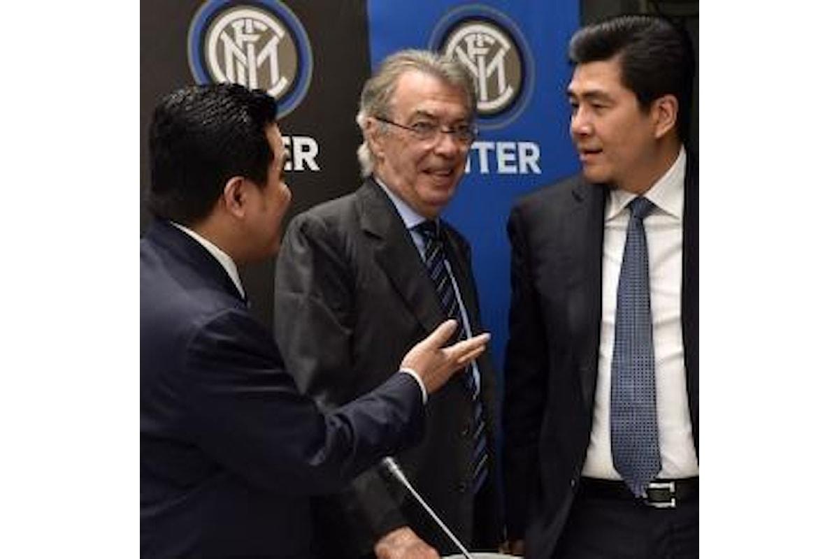 Inter: arrivano i cinesi. Accordo per 60 milioni di euro