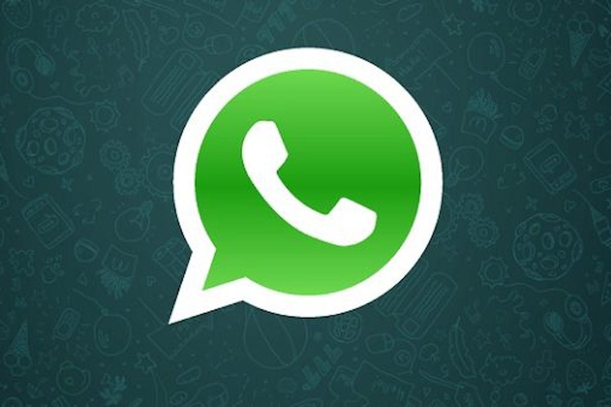 Whatsapp: nuovo aggiornamento disponibile per Windows Phone   Surface Phone Italia
