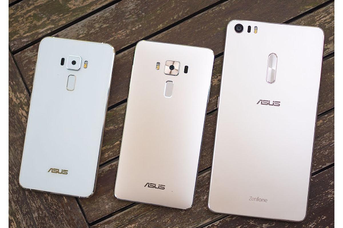 Asus Zenfone 3 Ufficiale, caratteristiche e prezzo