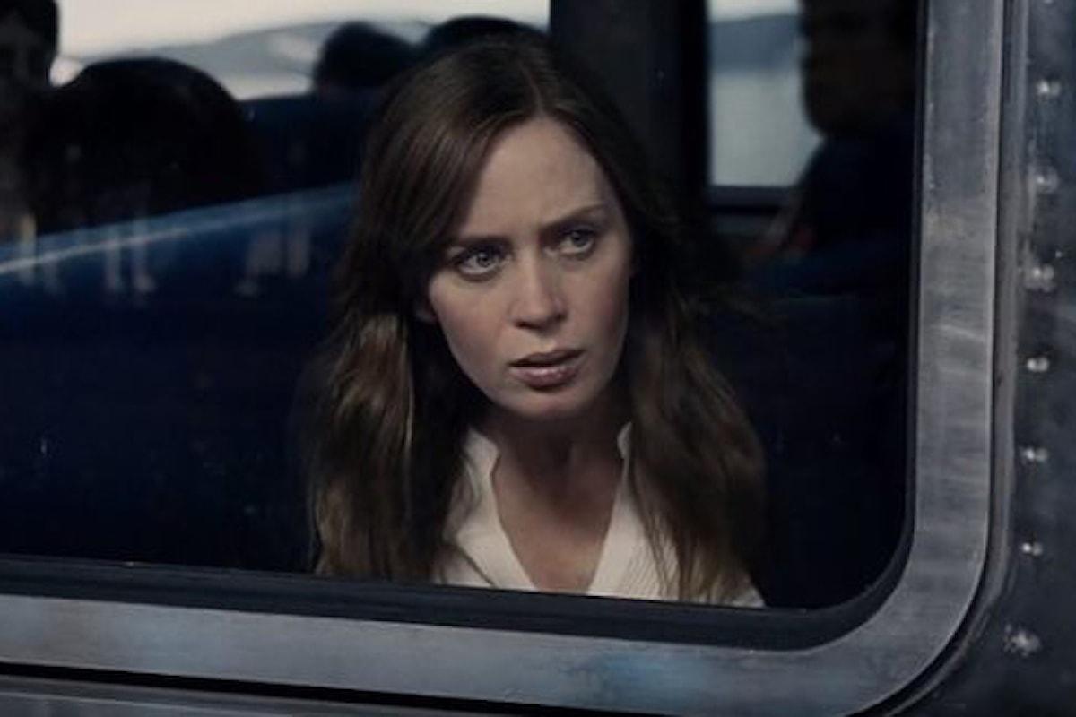 Primo trailer per The Girl on the Train con Emily Blunt