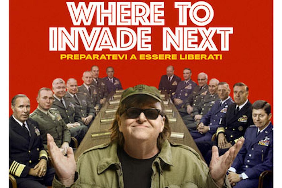 Recensione del film Where to invade next: Michael Moore torna conquistatore