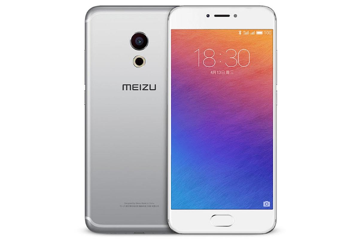 Meizu PRO 6 adesso è ufficiale, caratteristiche al Top