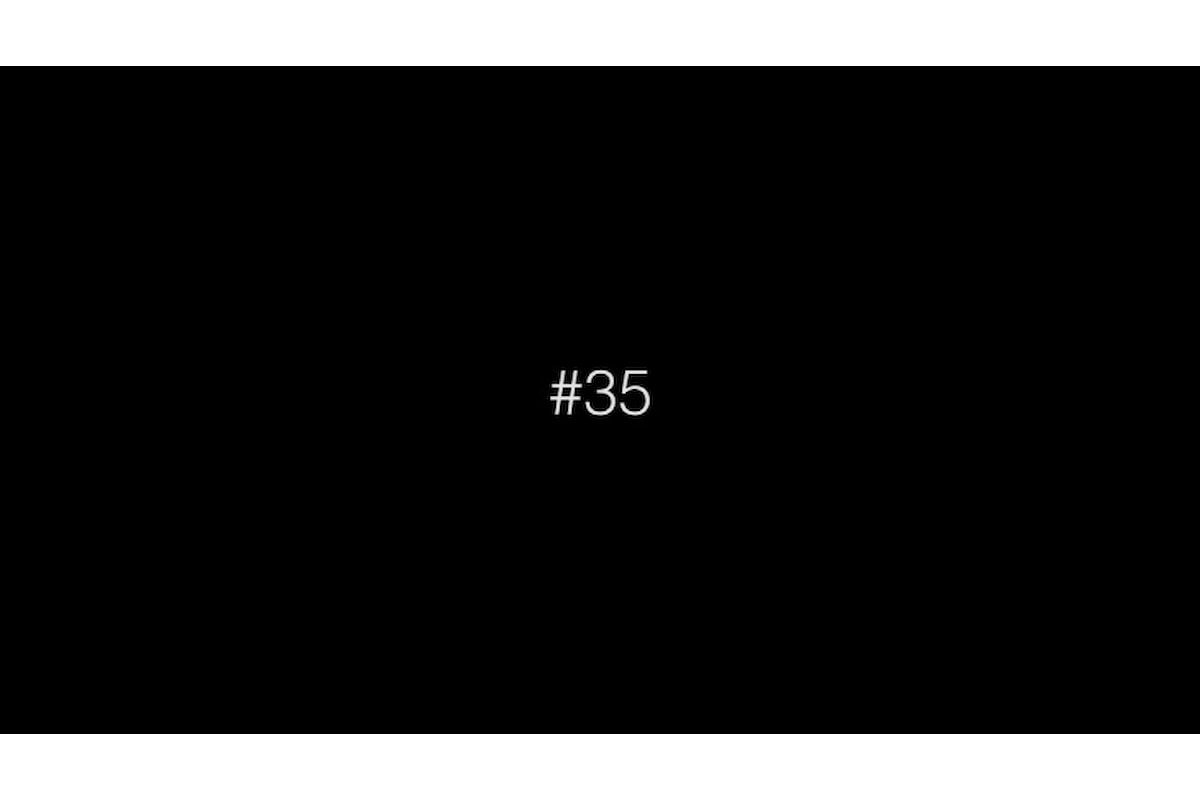 #35TheMovie   Un film sperimentale diretto da Paolo Boriani