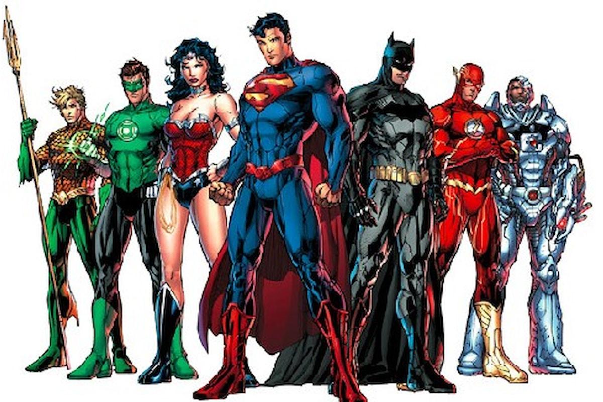 Al via ad aprile la produzione di Justice League - Part 1