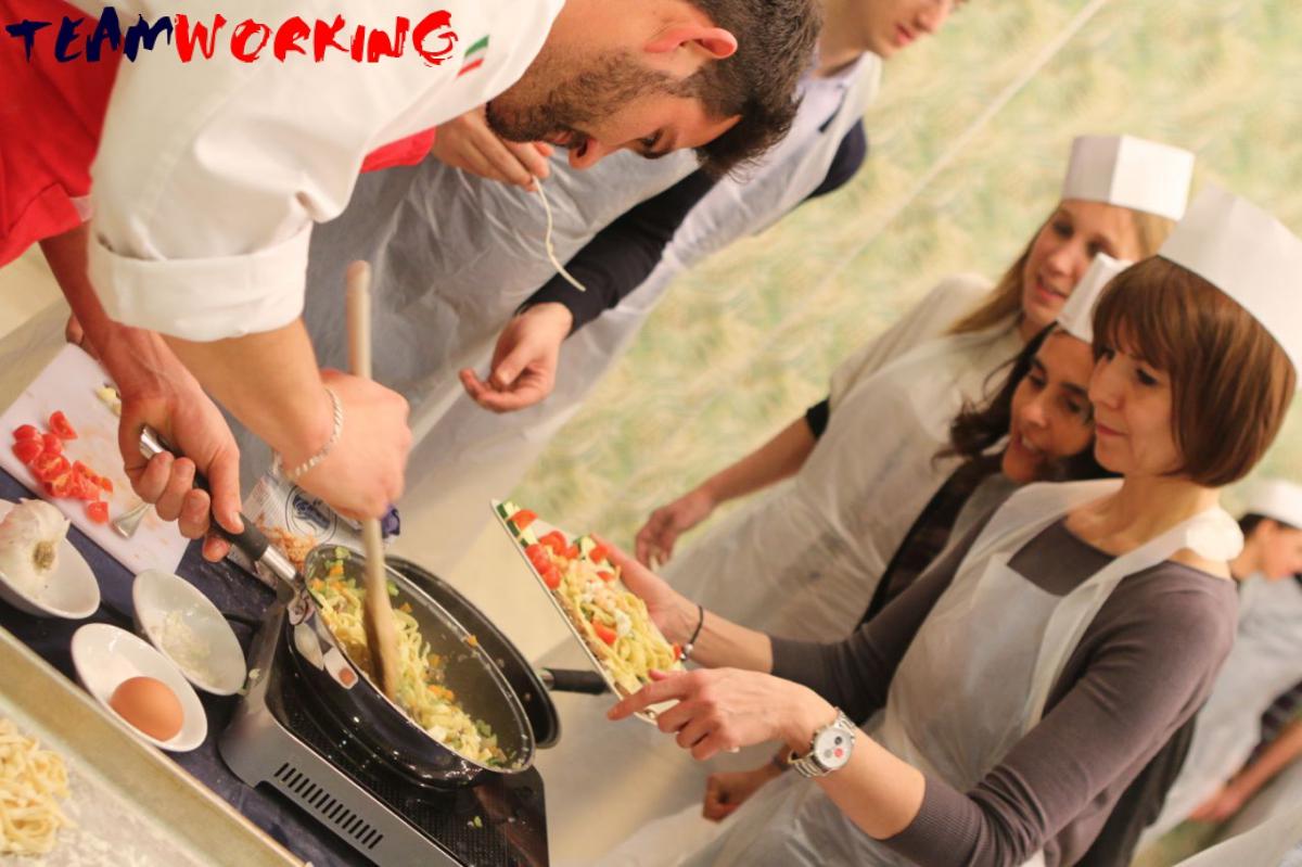 Entriamo nella cucina di Master Chef!