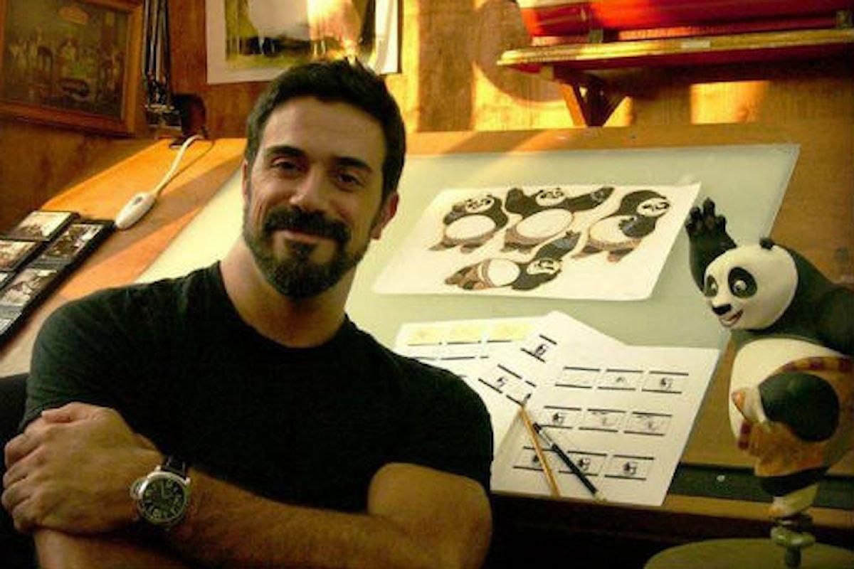Il regista di Kung Fu Panda 3, Alessandro Carloni, intervistato da Mondofilm.it