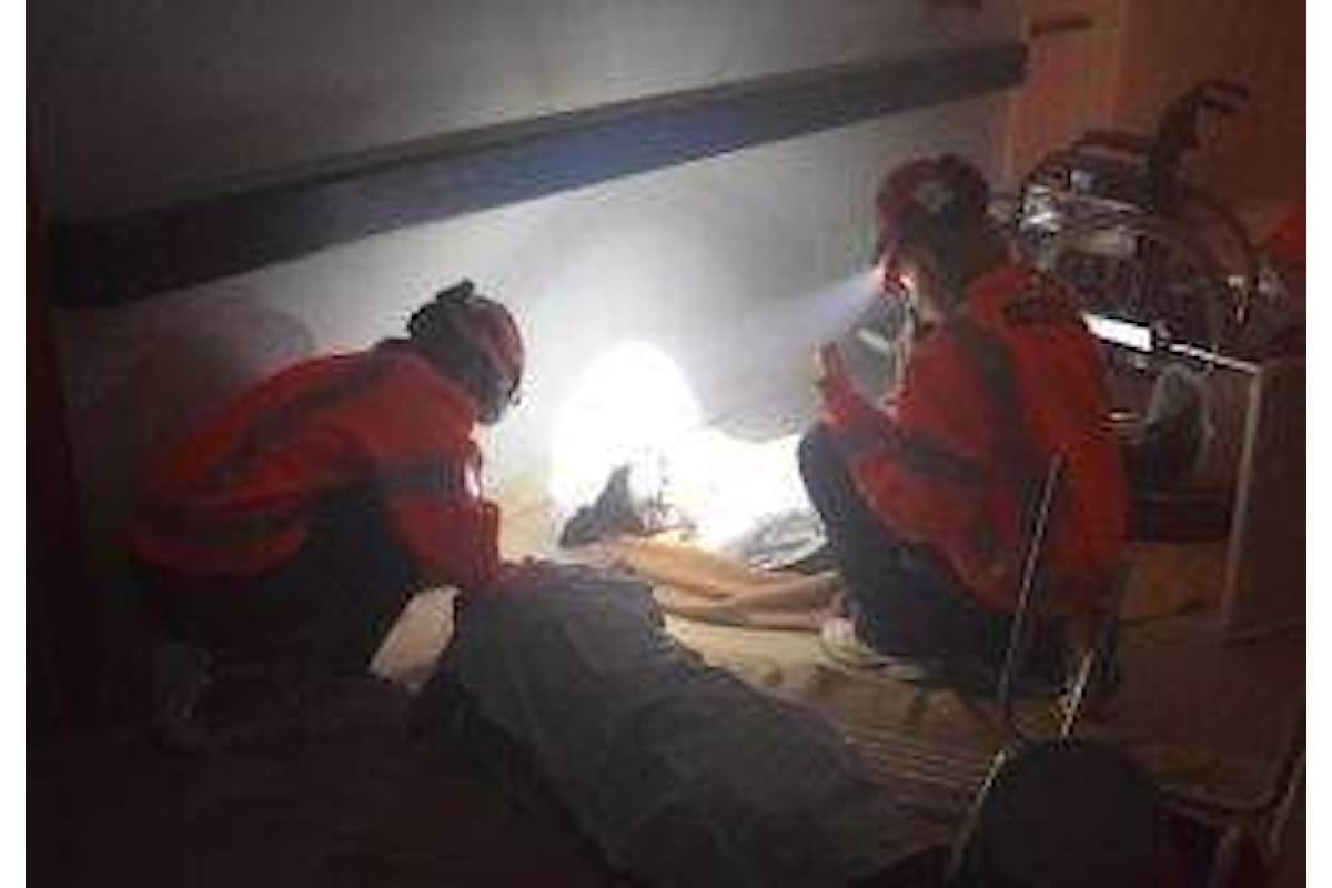 Hospital Evac: simulazione di una maxi emergenza NBC e terroristica
