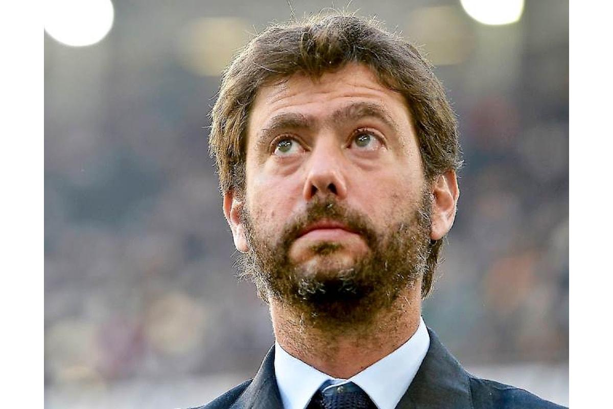 Andrea Agnelli parla dell'inchiesta di Report sulla Juventus negando l'evidenza