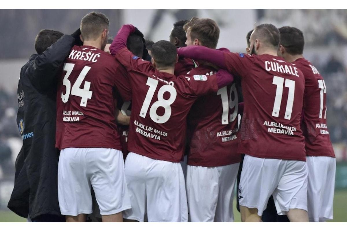 Tornano alla vittoria Verona e Frosinone. In coda Trapani e Ternana danno segni di risveglio