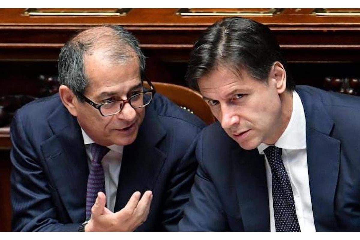 Vertice sulla manovra di bilancio, Conte e Tria confermano flat tax e reddito di cittadinanza ma non dicono come troveranno i soldi