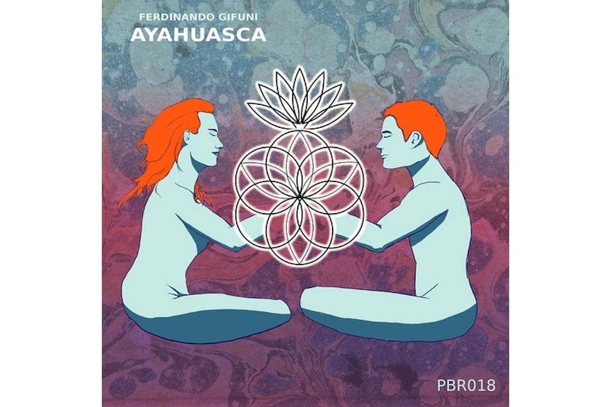 Ferdinando Gifuni: Ayahuasca EP (Petra Beat Records 018)