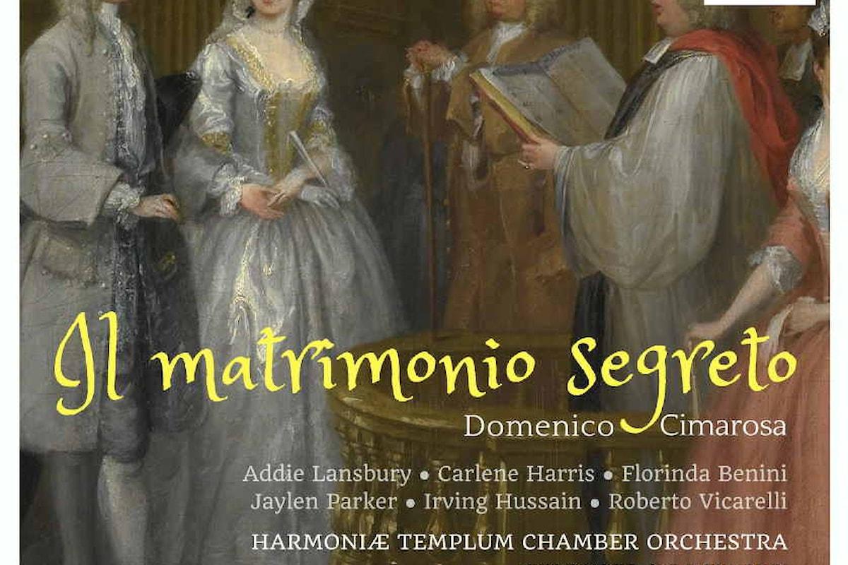 Cimarosa e RC Record Classic Label: un Matrimonio segreto da antologia