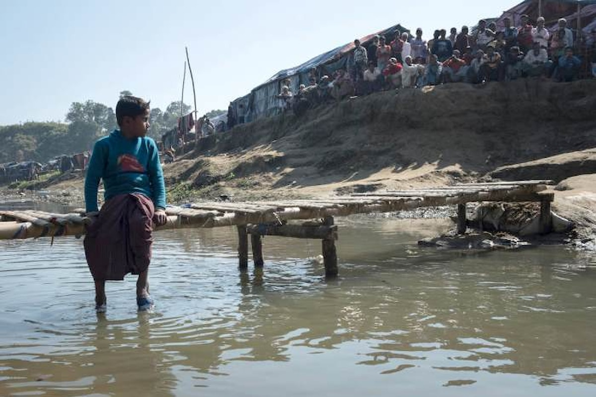 UNICEF: 185.000 bambini rohingya si trovano ancora nello Stato di Rakhine nel Myanmar