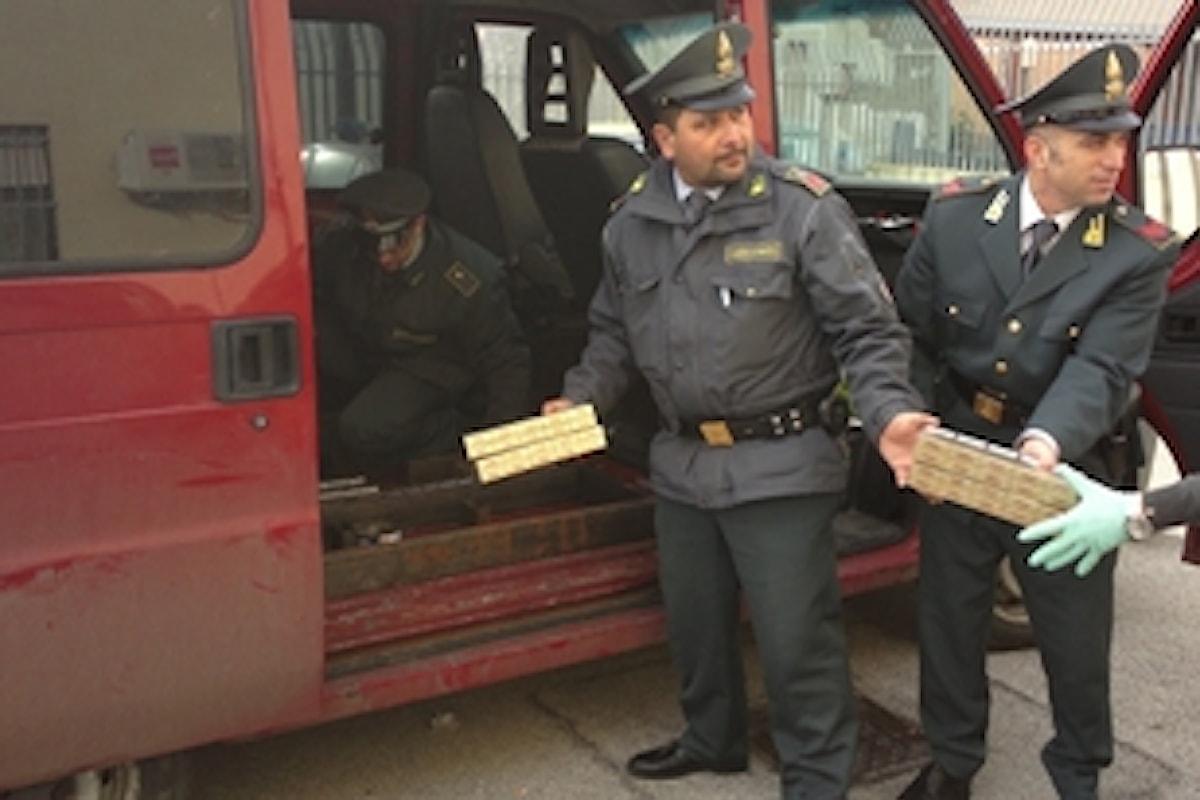 Vendeva tabacchi illegali, nei guai un uomo nel salernitano
