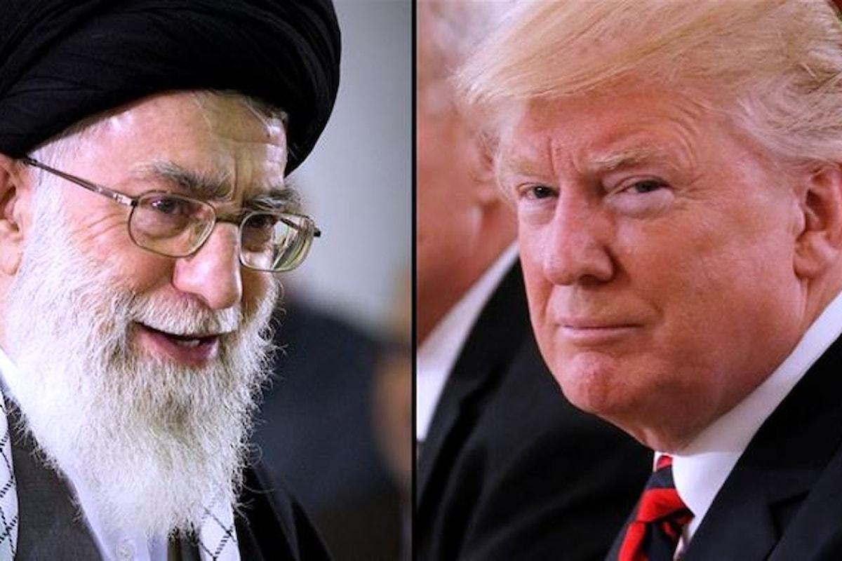 Le sanzioni all'Iran da oggi riguarderanno anche il greggio
