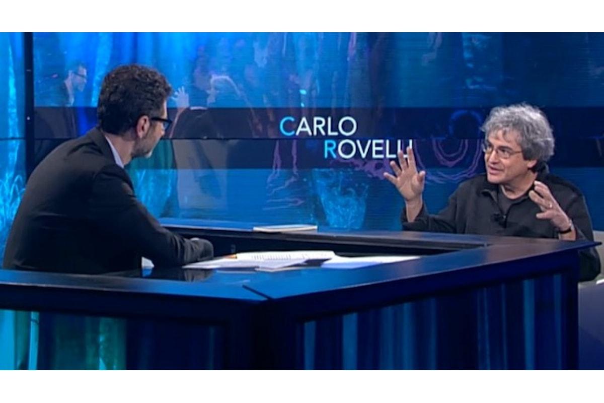 """Carlo Rovelli """"Diverse persone mi hanno chiesto perché dico che non credo in Dio. Ecco la mia risposta."""""""