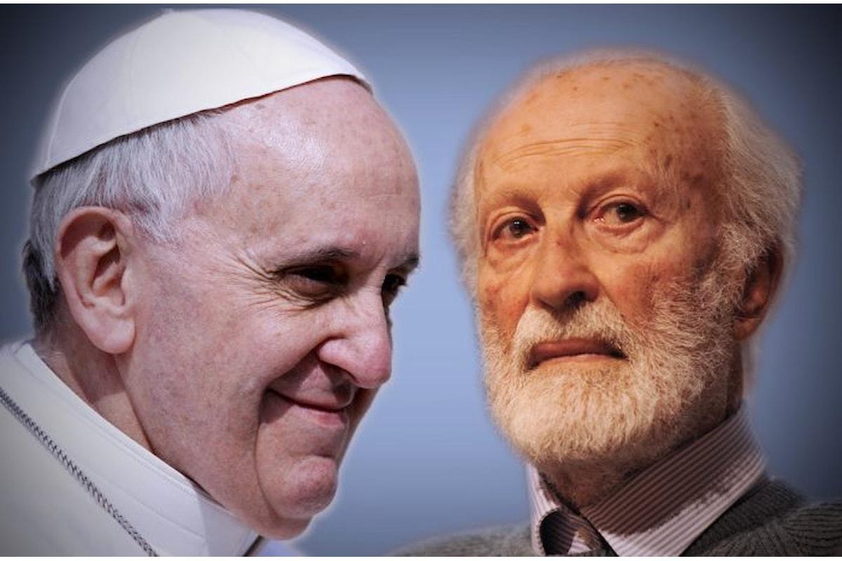 Il Papa dice a Scalfari che l'inferno non esiste. Il Vaticano smentisce