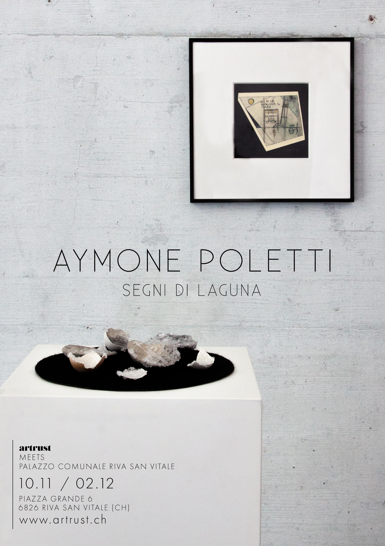 Aymone Poletti, SEGNI DI LAGUNA