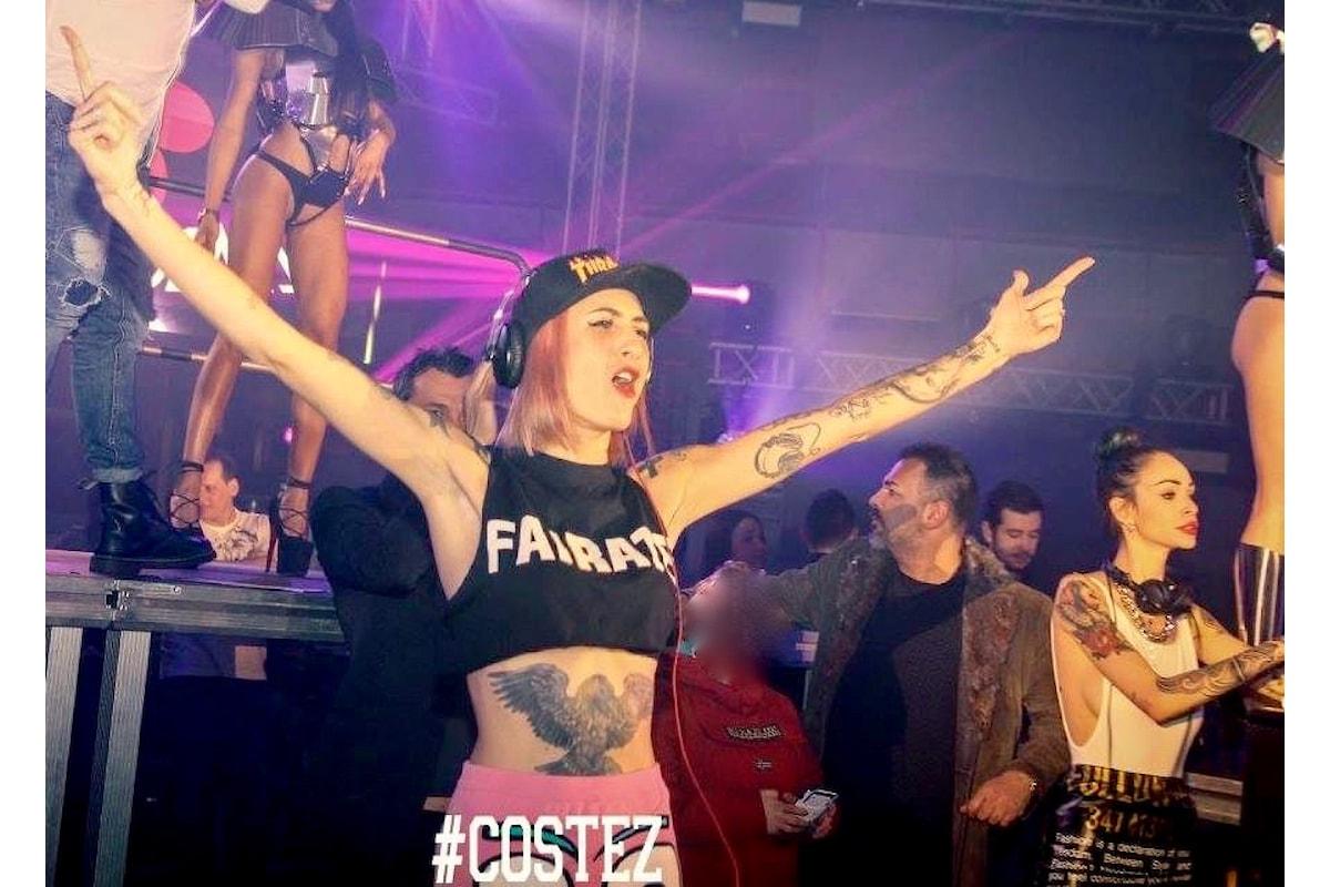 Nikita #Costez: 23/06 Valentina Dallari, 24/06 Flower Power Party con Ema Stokholma