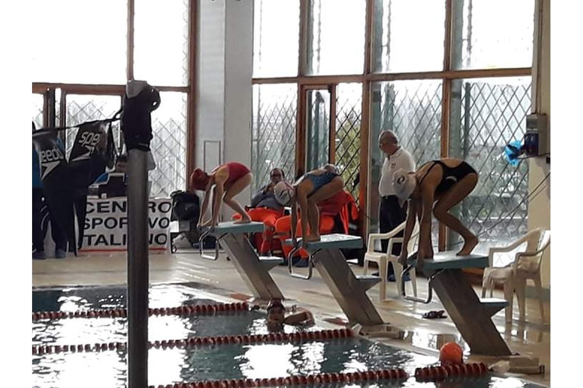 Nuoto: seconda giornata Campionato Regionale CSI, sport allo stato puro