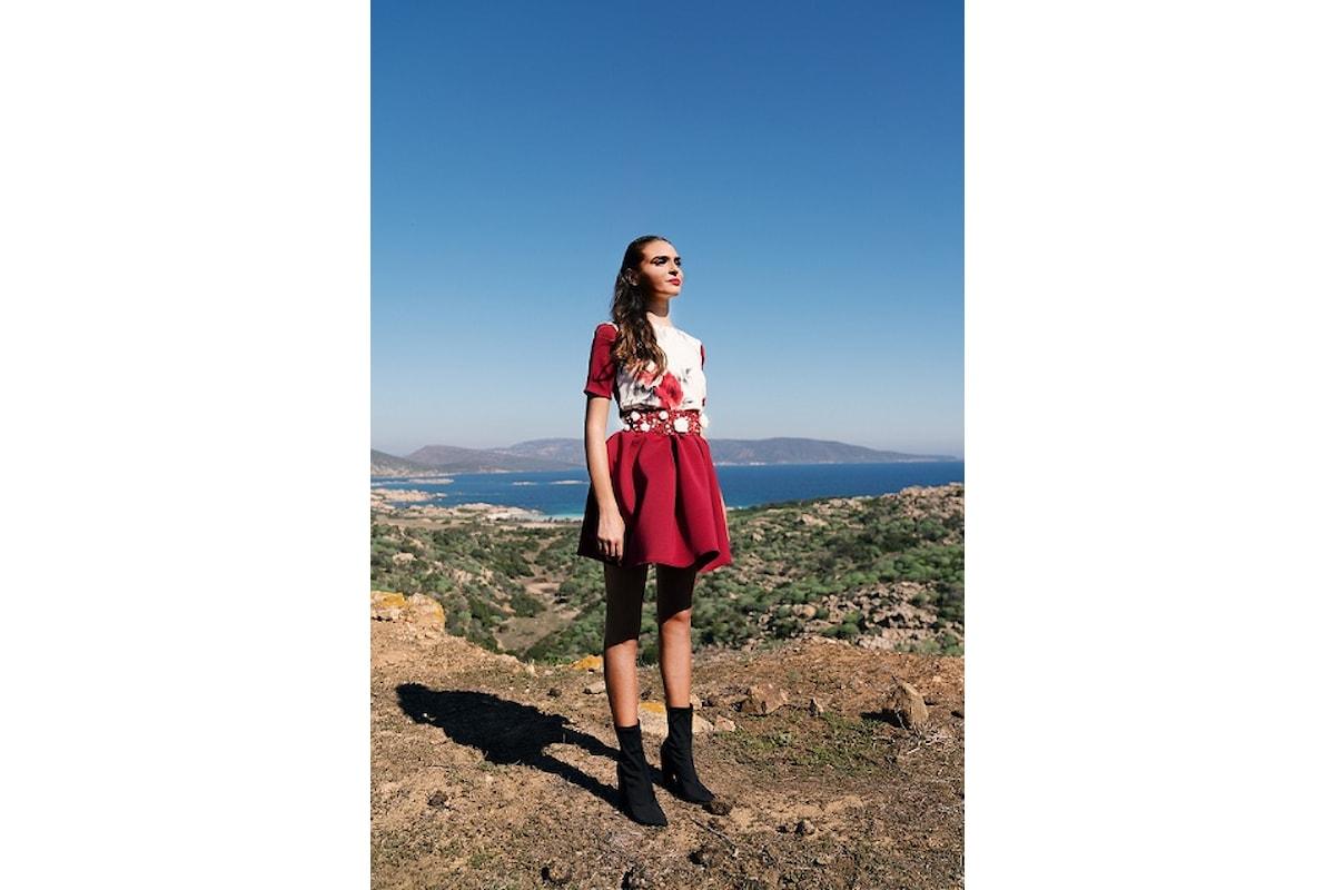 Eles Italia: poetici paesaggi sardi ispirano la collezione SS 2018