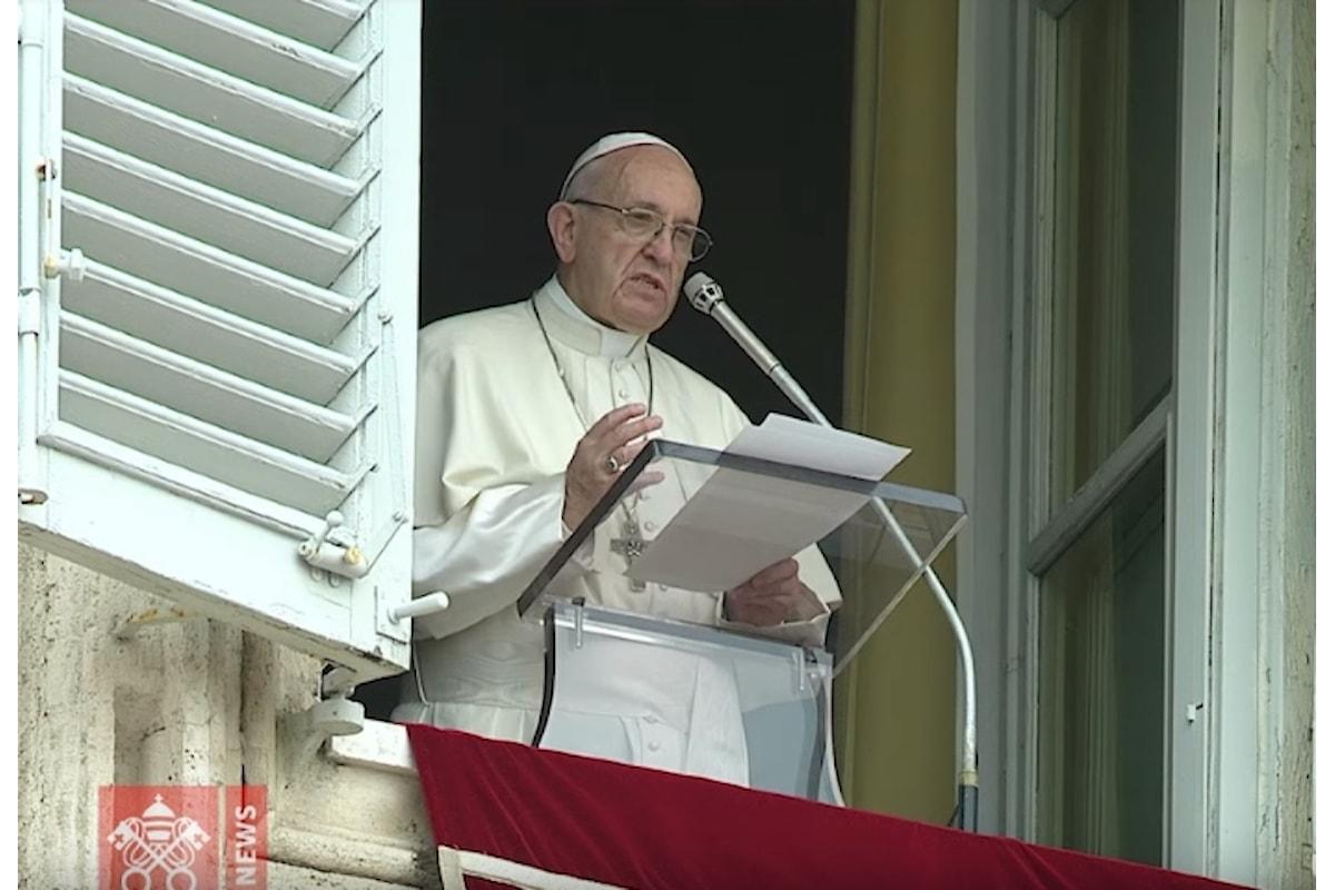 Appello del Papa per la pace in Siria