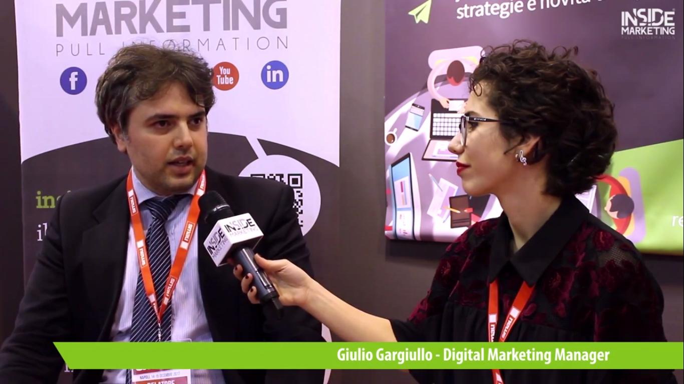 Intervista a Giulio Gargiullo: Come comunicare il Made in Italy nel mondo in real time