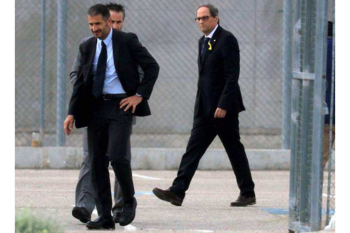 Nuovo braccio di ferro in Catalogna, Rajoy si rifiuta di far partire il nuovo governo e di ritirare le misure del 155