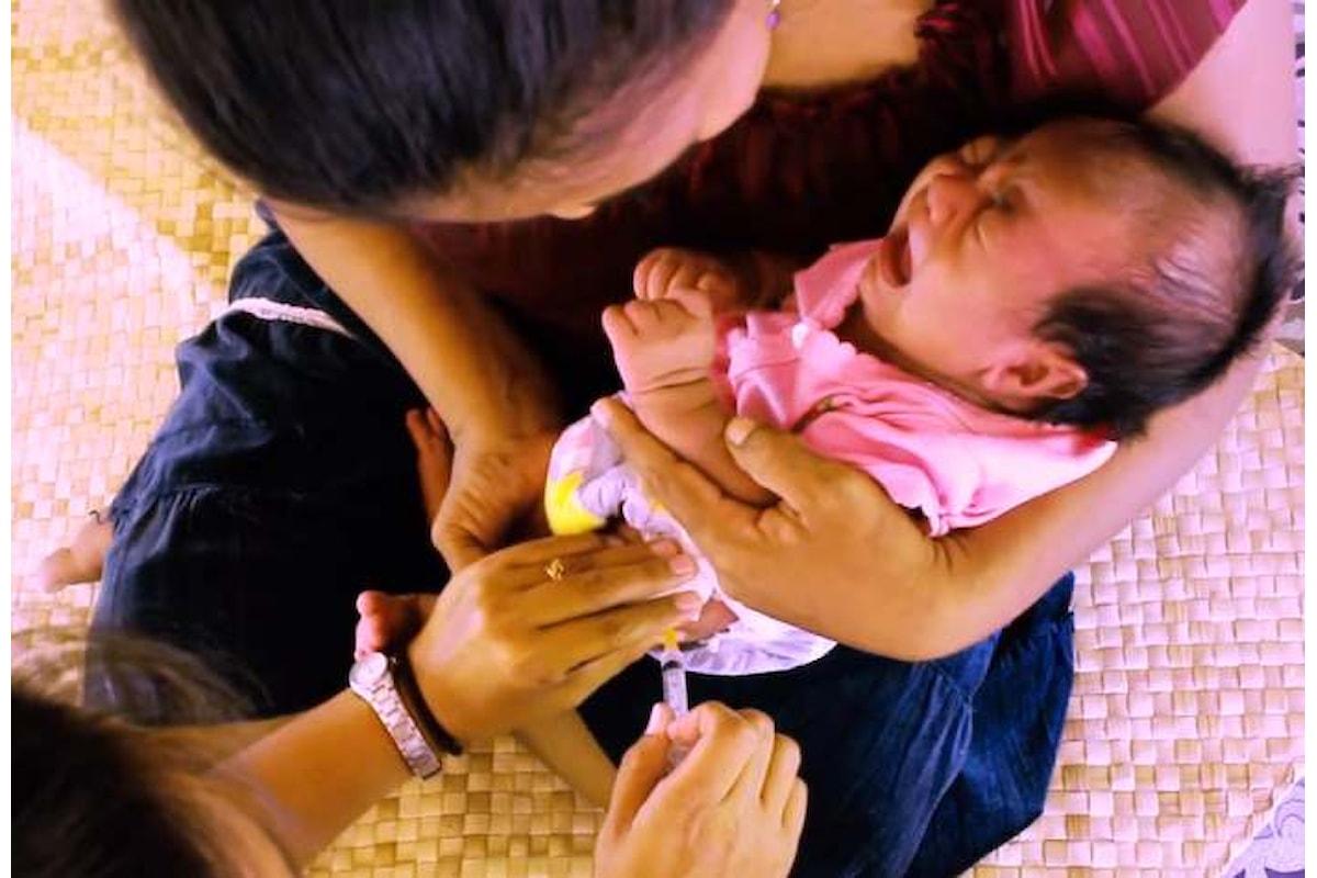Settimana mondiale delle vaccinazioni dal 24 al 30 aprile
