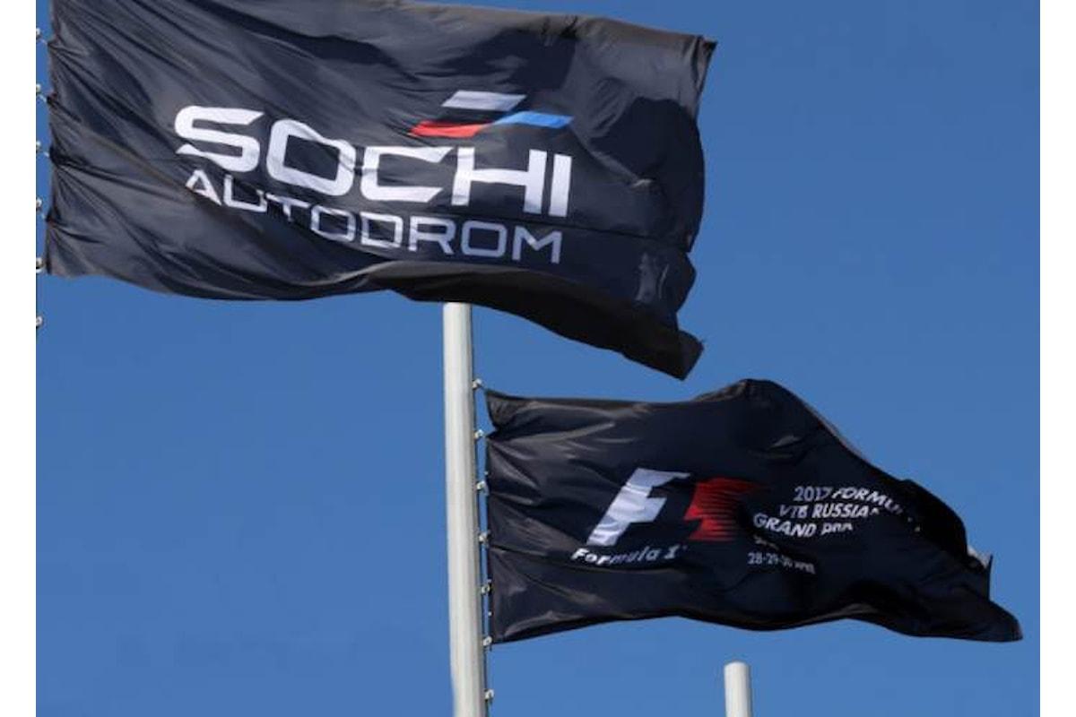 Formula 1, domenica a Sochi per Vettel potrebbe essere l'ultima occasione per aggiudicarsi il mondiale